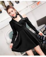 GW2103 Stylish Dress Black