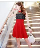 GW2105 Sexy Dress Red