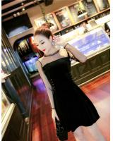 GW2108 Fashion Dress Black