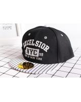 QA-312 Kids Caps Black NYC