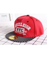 QA-312 Kids Caps Red NYC
