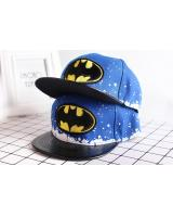 QA-313 Kids Stylish Caps Blue Batman