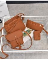 KY1003 Stylish Bag (3 in 1) Brown