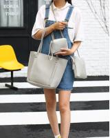 KY1004 Fashion Sling Bag (4 in 1) Grey