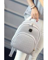 KY1006 Fashion Backpack Grey