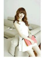 MP1725575 Korea Style Jumpsuit (White)