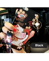KS2004 Trendy Phone Case Black
