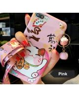 KS2004 Trendy Phone Case Pink