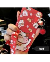 KS2004 Trendy Phone Case Red