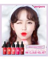 Peripera Cloud Ink Velvet 8g/5 Colors To Choose