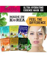 [Malie]Ultra Hydrating Essence Mask - 10pcs Value Pack