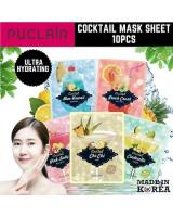 [PURECLAIR]KOREA COCKTAIL AQUA MASK 23g - 1Box10pcs