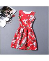 WD21059 Lovely Dress Red