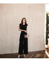 BM70265 Trendy Jumpsuit Black