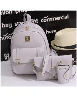 KW80232 3 In 1 Backpack Grey