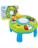 ET 808 Kids Muscial Learning Table Games Green
