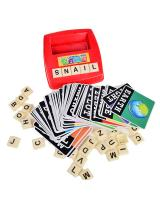 ET 809 Vocabulary Spelling Family Game As Picture