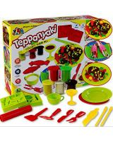 ET 811 Kids Play Doh Teppanyaki