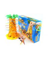 ET 825 Kids Monkey Board Games As Picture