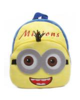 ET 830 Little Plush Kids Backpack Minion