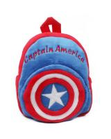 ET 831 Kids Cute Backpack Captain America