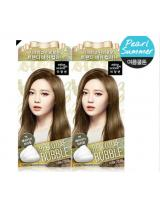 KT0004 Bubble Foam Hair Dye Khaki Brown