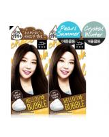 KT0004 Bubble Foam Hair Dye Dark Choco