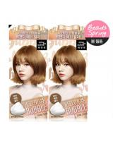 KT0004 Bubble Foam Hair Dye Matte Gold