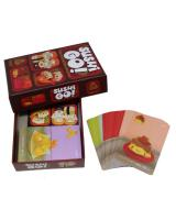 ET 840 Sushi Go Cards Family Games As Picture