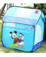 SWK91004 Fashion Cartoon Children Tent Blue