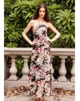 WD21164 Sexy Maxi Dress As Picture
