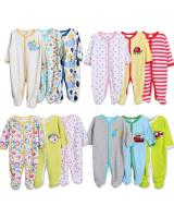 SH-606 Unisex Baby Sleepsuit (3 IN 1)