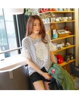 BM70913 Korea Stylish Top As Picture