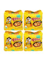 JP012 SAMYANG Cheese PROMO COMBO OF FOUR - 4X5PX140G