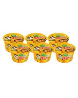JP013 SAMYANG Cheese Big Bowl PROMO COMBO OF SIX - 6x105g