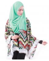 MH105 Stylish Cardigan Green