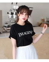 KB10149 Pretty Blouse Black