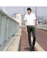 KB10170 Trendy Denim Pant As Pic