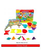 WV9200 Kids Colour Plasticine Set Dinosaur