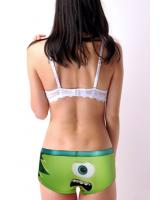 KB10204 Stylish Women's Underwear Green