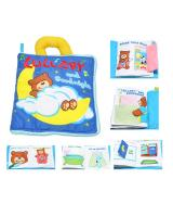 ET 851 Kids Fabric Learning Book Lullaby