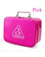 BL5001 Korea Make Up Box Dark Pink