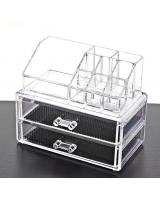BL5003 2Layers Acrylic Makeup Storage As Picture