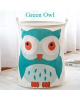 BL5007 Cute Laundry Basket Owl
