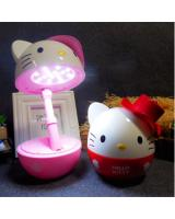 HM 812 Hello Kitty Night Lamp Red