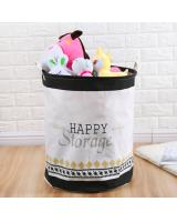 BL5011 Fashion Laundry Basket Happy Storage