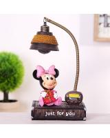 HM 816 Disney Cartoon Home Light Minnie