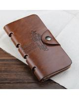LG1003 Men's Stylish Wallet Brown
