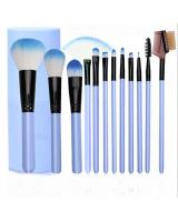 BL5017 Makeup Brush Set Light Blue