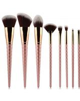 BL5020 Make Up Brush Set Rose Gold